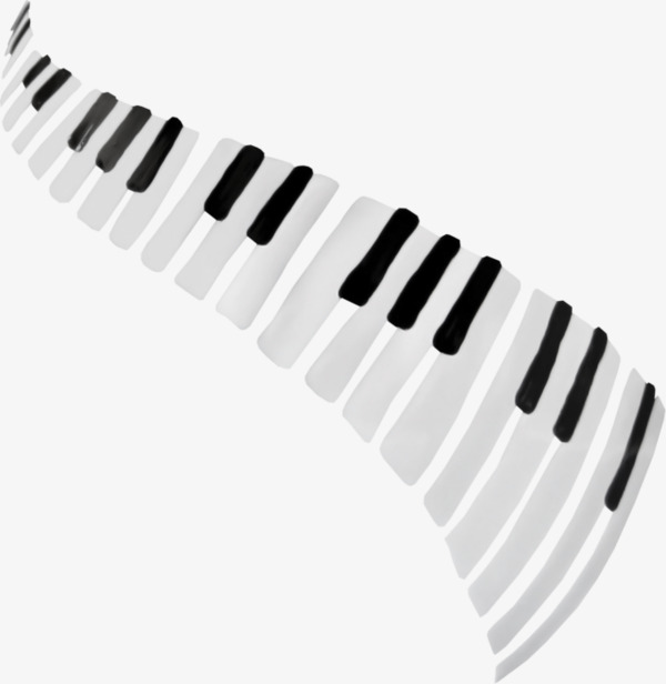 600x616 Black And White Musical Keyboard, Piano Keys, Musical Keyboard
