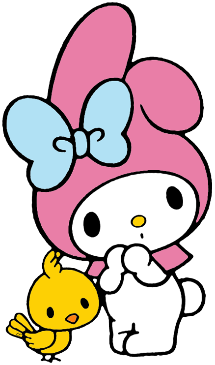 438x742 My Melody Clip Art Images