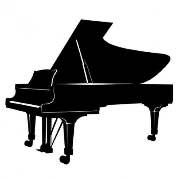 626x626 Piano Clip Art