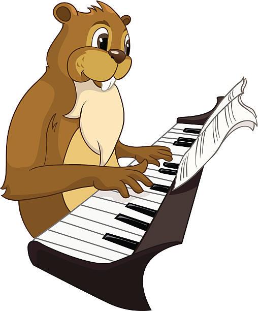 508x612 Piano Clipart Funny