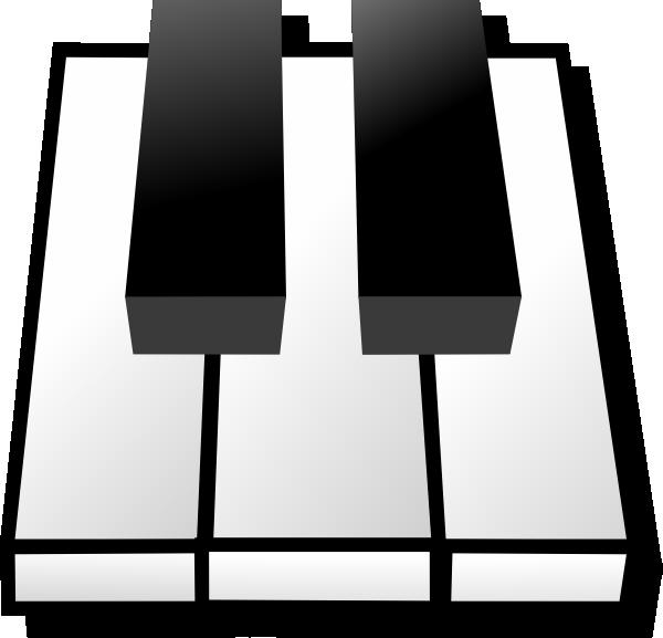 600x577 Piano Clip Art Clipart