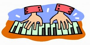 300x151 Play Piano Clipart
