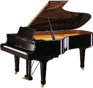 317x300 Grand Piano Clip Art