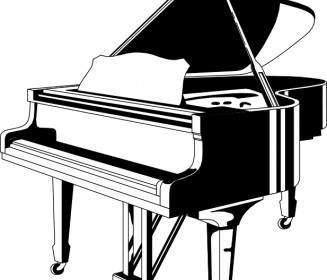 327x280 Piano Keys Clip Art Vector Clip Art Free Vector Free Download