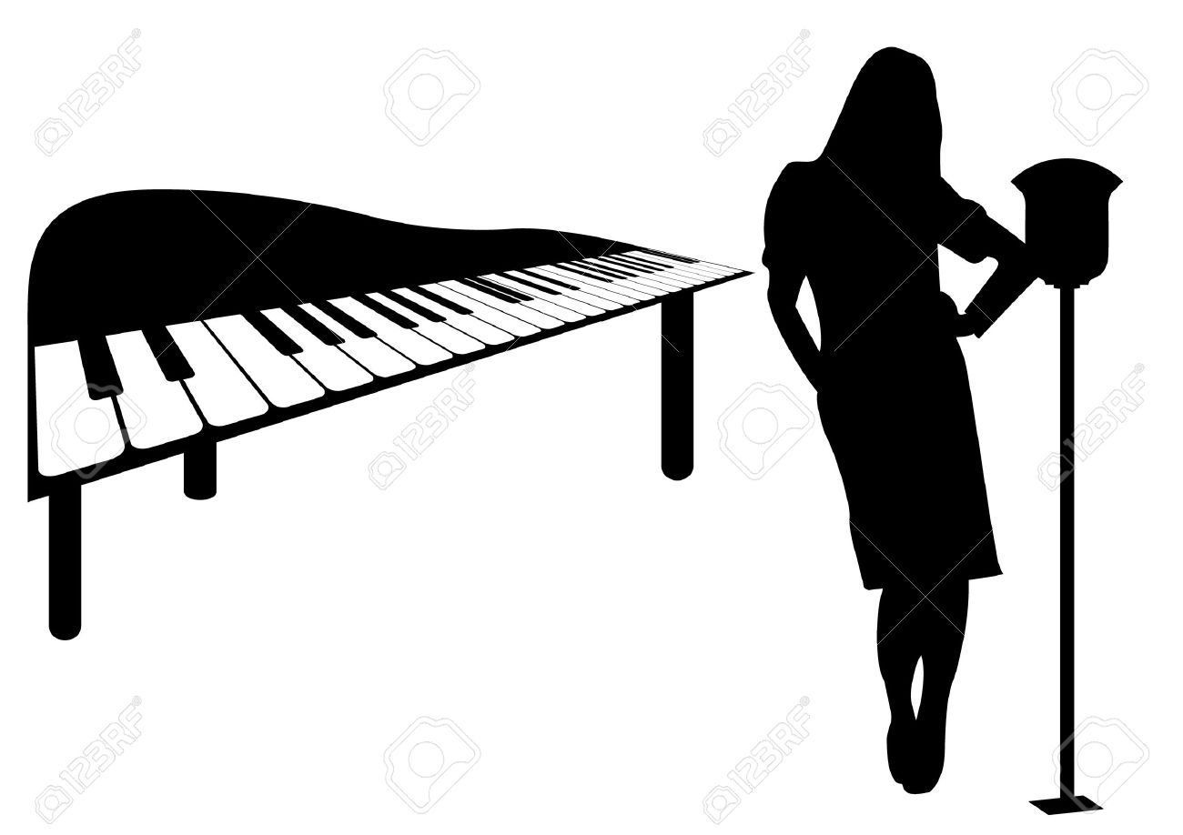 1300x918 Piano Clipart Composer