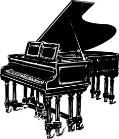 236x274 Instrument Music Clipart, Grand Piano Clipart, Guitar Image