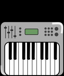 252x296 Keyboard Clip Art