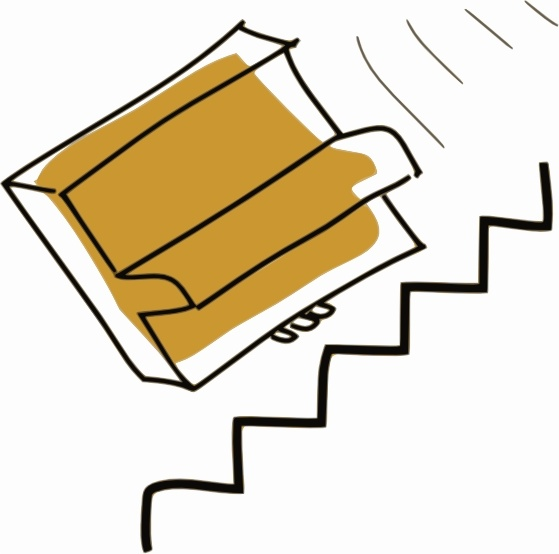 559x554 Addon Piano Falls Down Stairs Clip Art Free Vector In Open Office