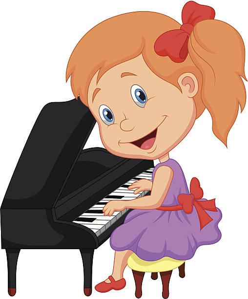 508x612 Piano Clipart Piano Player