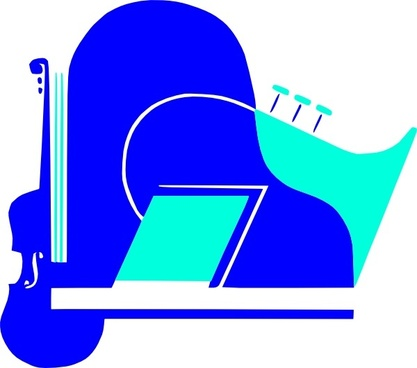 417x368 Piano Keyboard Clip Art Free Vector Download (213,749 Free Vector