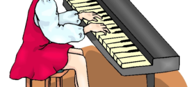 272x125 Piano Clip Art Free Download Clipart Panda