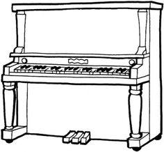236x218 Clip Art Upright Piano Clipart