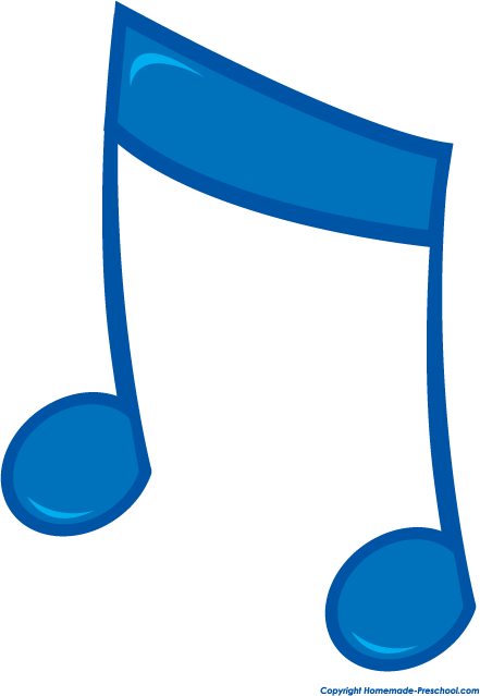 441x639 Music Notes On Staff Clipart Free Images 4
