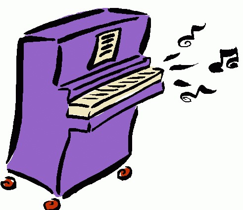 491x423 Piano Clip Art Free Clipart Images 2