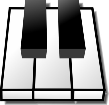 383x368 Piano Free Vector Download (97 Free Vector) For Commercial Use