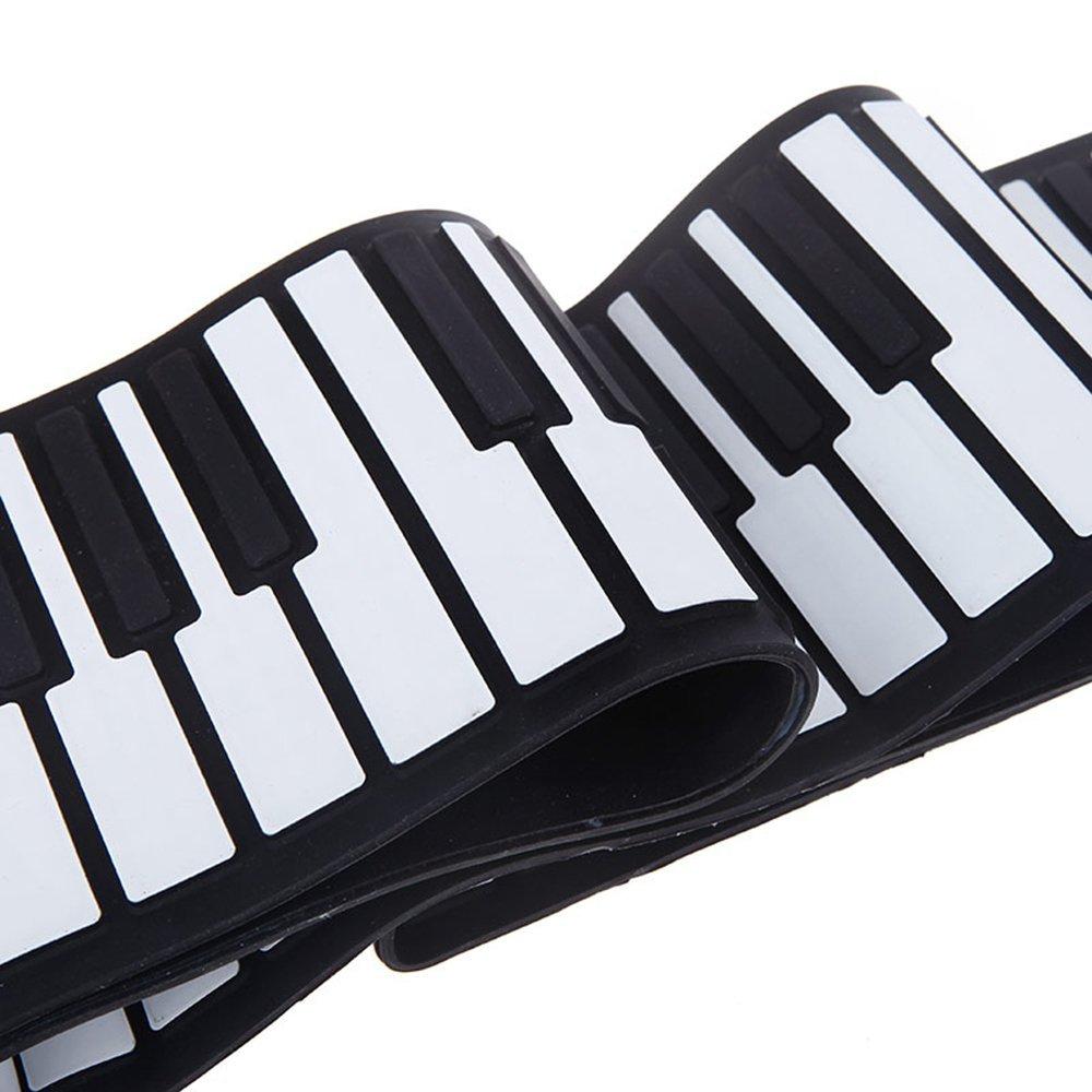 1000x1000 Ammoon Usb 88 Keys Midi Roll Up Electronic Piano