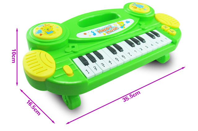 640x423 Keyboard Music Piano Baby Toys 0 1 2 Years Old Baby Girl Male