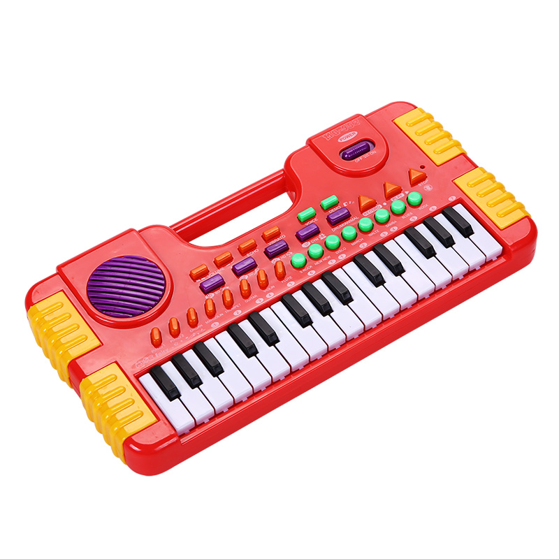 800x800 Kids Musical Toy For Children 31 Keys Electronic Piano Keyboard