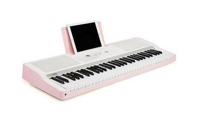 399x265 The One 61 Key Portable Light Keyboard, Electronic Midi Keyboard