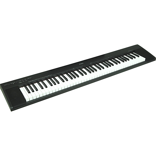 500x500 Yamaha Np30 76 Key Mid Level Piaggero Ultra Portable Digital Piano