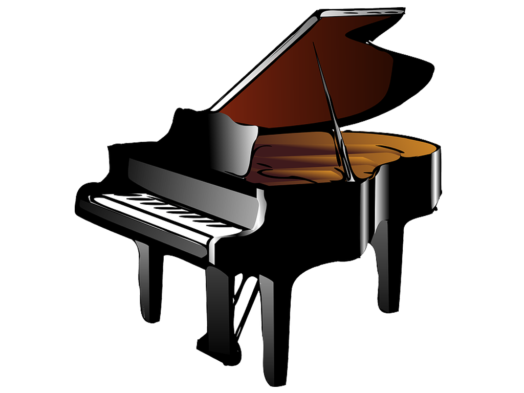 1024x768 Piano Png Images Transparent Free Download
