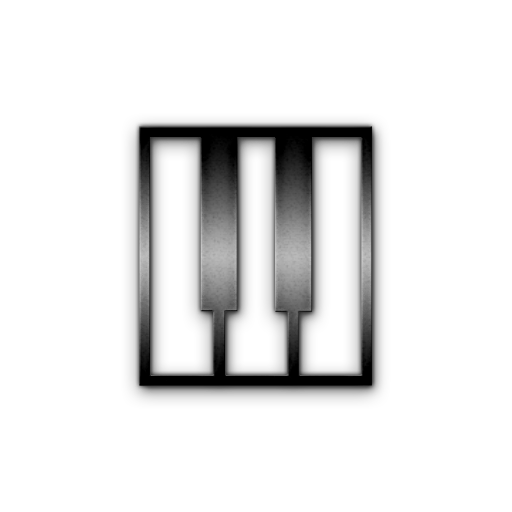 512x512 Piano Key (Keys) Icon