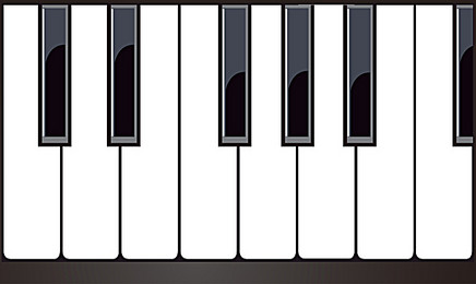 436x260 Piano Keys Background Photos, 66 Background Vectors And Psd Files