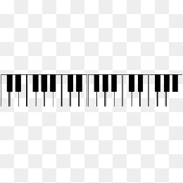 260x261 Piano Keys, Piano, Key Png And Psd File For Free Download