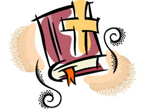 300x226 Bible Study Clipart