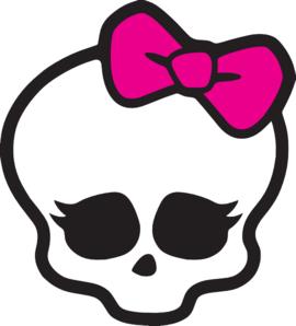270x298 Pink Skull Clip Art High Quality Clip Art