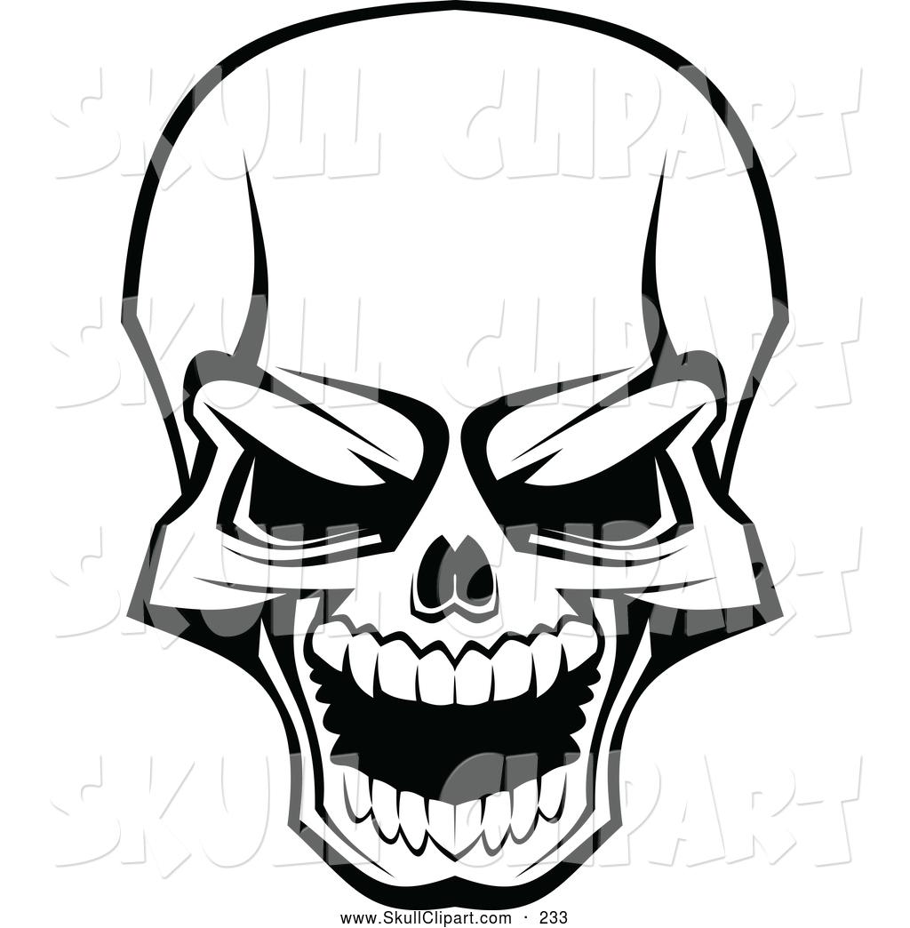 1024x1044 Skull Clip Art