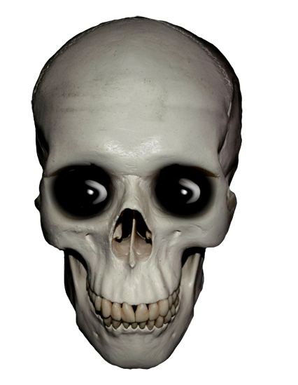 426x549 Cool Skull Clip Art (And Funny!)