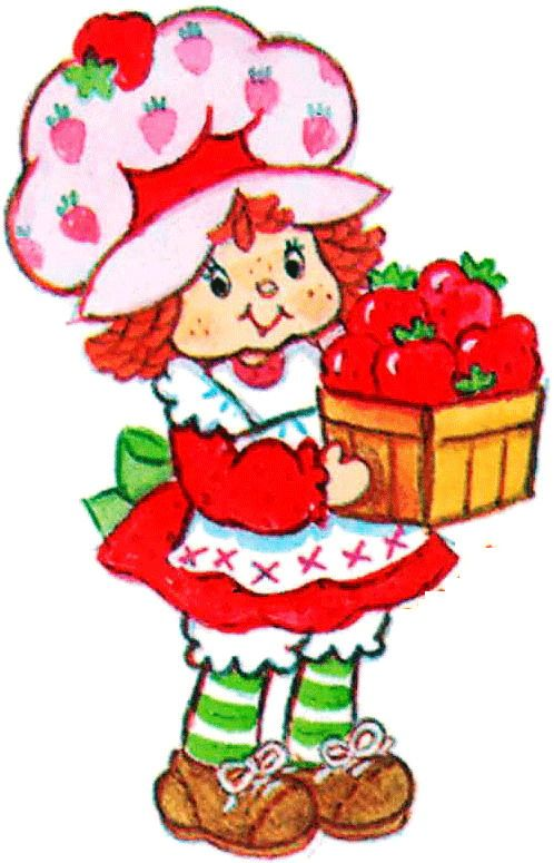 498x775 Best Strawberry Shortcake Characters Ideas