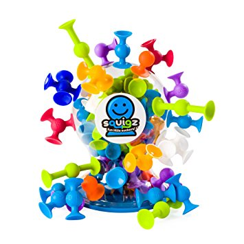 355x355 Fat Brain Toys Squigz Deluxe 50 Piece Set Toys Amp Games