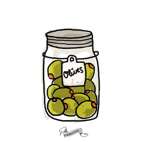 Pickles Jar Cliparts