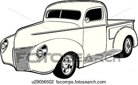450x276 Clipart Of Truck, Auto, Automobile, Trucks, Autos, Automobiles