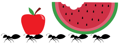 400x148 Ants Clipart Picnic