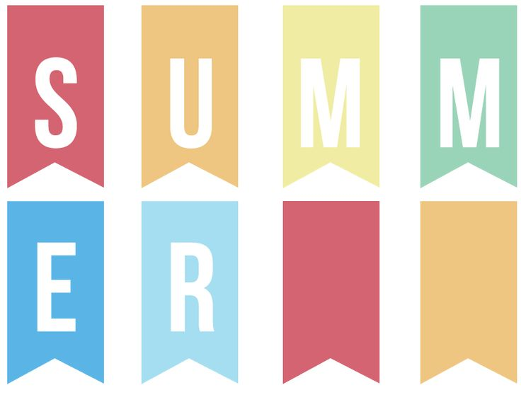 736x568 Best Summer Banner Ideas Summer Diy, Summer