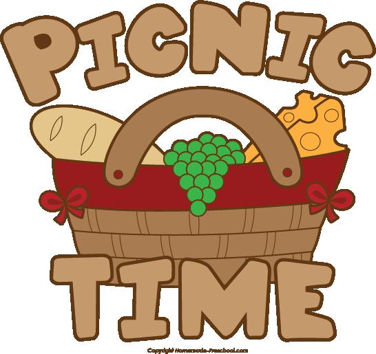 546x515 Picnic Basket Free Picnic Clipart 5
