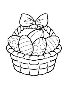 236x305 Best Easter Egg Clipart Images Coloring Pages