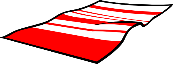 600x223 Blanket Picnic Basket Clipart 2233322