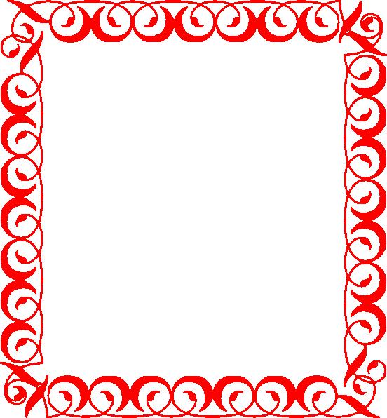 552x596 Best Picnic Border Clip Art