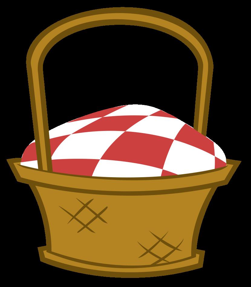 830x949 Picnic Basket Clipart
