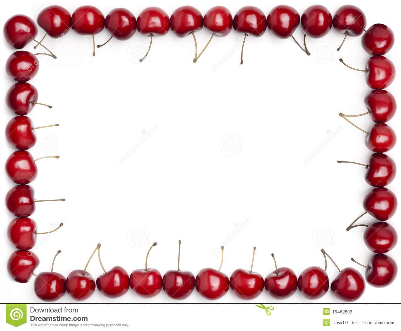 1300x1075 Cherry Clipart Border