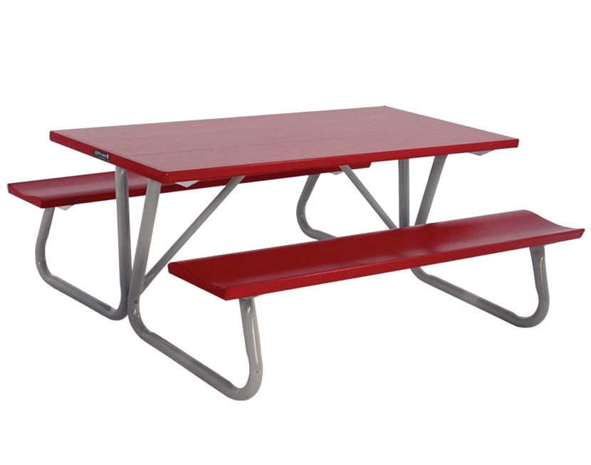 830x653 Picnic Table Clipart