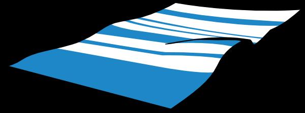 600x223 Blue Picnic Cliparts