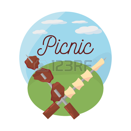 450x450 4,548 Picnic Table Cliparts, Stock Vector And Royalty Free Picnic