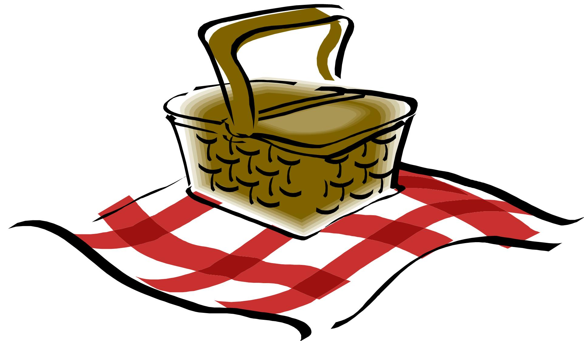 1924x1125 Picnic Table Clipart 16