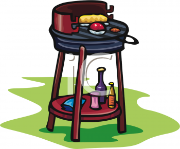 350x290 Royalty Free Picnic Clipart