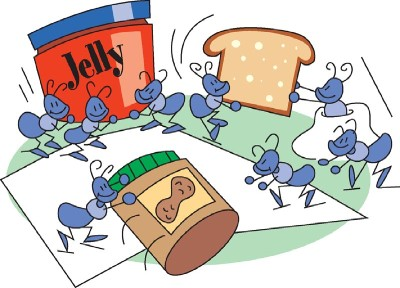 400x288 Picnic Clipart Weekend Activity